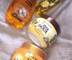curl, haircare, and products image