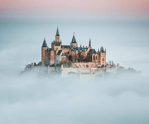 aesthetic, architecture, and Castle in the Sky image