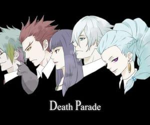 nona, death parade, and decim image
