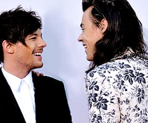 fashion, larry stylinson, and Harry Styles image