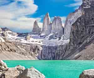 chile, national park, and torres del paine image