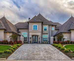 architecture, design, and dream house image