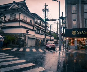 city, japan, and photography image