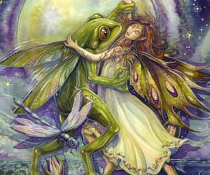 art, Dream, and fairy image