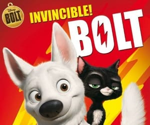 disney, movie poster, and bolt image