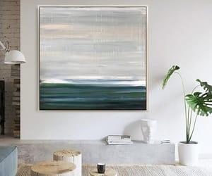 modern art, original art, and painting image