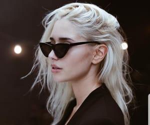alternative, hair, and sunglasses image