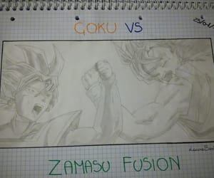 dragonball, made by me, and dragonball super image
