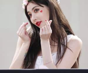 kpop, beautiful, and hyuna image