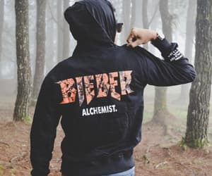 boy, hoodie, and justin bieber image