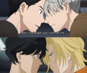 ash, victor, and yuri image