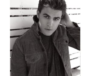 tvd, paul wesley, and stefan salvatore image