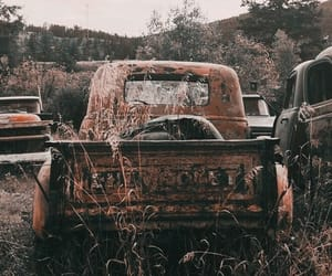 aesthetic and truck image