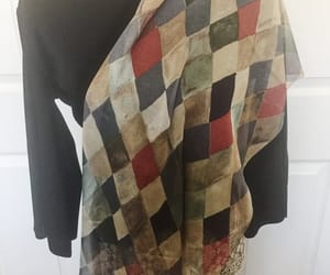 eco friendly, vintage scarf, and vogueteam vexplosion image