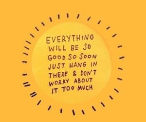 yellow, motivation, and quotes image