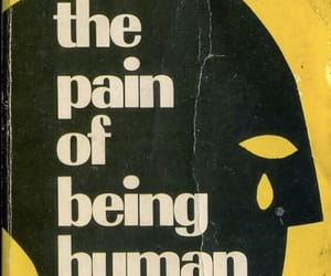 yellow, human, and pain image