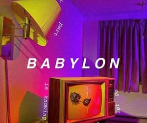 Babylon, 5sos, and youngblood image