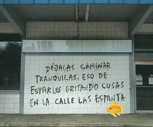 frases, caminar, and chicas image