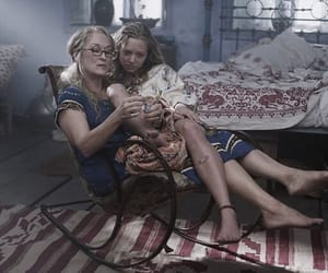 mamma mia, meryl streep, and amanda seyfried image