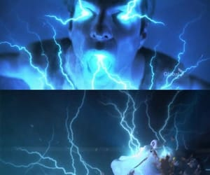 heroes, lightning, and sylar image