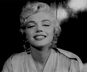 Marilyn Monroe, kiss, and monroe image