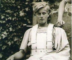 prince philip, vintage, and philip mountbatten image
