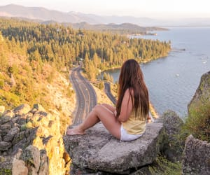 explore, lake tahoe, and travel image