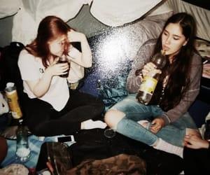 35mm, analog, and camping image