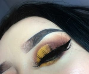 beauty, rose, and yellow image