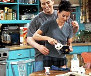 gif, friends, and Joey image
