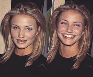cameron diaz and 90s image