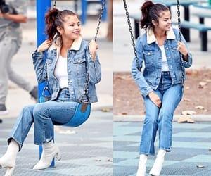 fashion, selena gomez, and style image