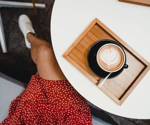 coffee and dress image