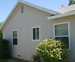 stucco work and stucco contractor image