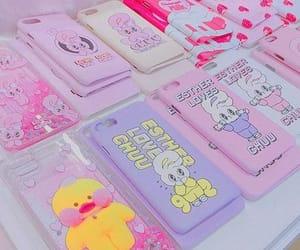 case, pink, and kawaii image