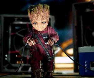 gif, Marvel, and cute image