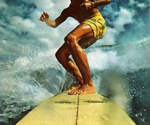 surfing and surf image