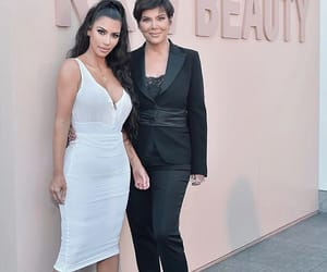 daughter, keeping up with the kardashians, and mom image