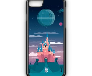 phone cases, iphone 7 case, and disney star wars castle image