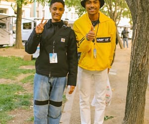 syd tha kid, the internet, and syd image