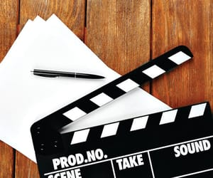 cinema and filming image