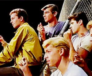gif, vintage, and west side story image