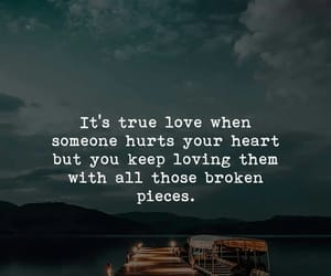 broken, life, and love image