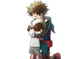 cry, boku no hero academia, and anime boy image