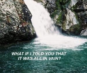 Lyrics, vain, and tinashe image