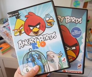 angry birds and quality tumblr image