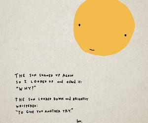 quotes and sun image
