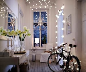 decor, house, and lights image