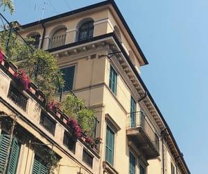 house, italy, and verona image