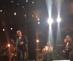 arctic monkeys and late show image
